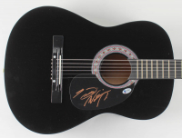 "Hank Williams Jr. Signed 39"" Acoustic Guitar (Beckett COA) at PristineAuction.com"