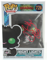 """Gerard Butler Signed """"How to Train Your Dragon: The Hidden World"""" #726 Night Lights Funko Pop! Vinyl Figure (PSA Hologram) at PristineAuction.com"""