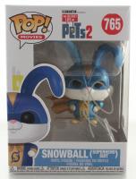 "Kevin Hart Signed ""The Secret Life of Pets 2"" #765 Snowball Funko Pop! Vinyl Figure (JSA Hologram) at PristineAuction.com"