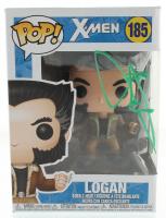 "Hugh Jackman Signed ""X-Men"" #185 Logan Funko Pop! Vinyl Figure (PSA Hologram) at PristineAuction.com"