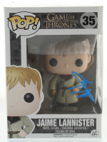 "Nikolaj Coster-Waldau Signed ""Game of Thrones"" #35 Jaime Lannister Funko Pop! Vinyl Figure (PSA Hologram) at PristineAuction.com"