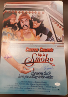"""Cheech Marin & Tommy Chong Signed """"Up In Smoke"""" 12x18 Photo (JSA COA) at PristineAuction.com"""