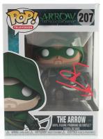 "Stephen Amell Signed ""Arrow"" #207 The Arrow Funko Pop! Vinyl Figure (PSA Hologram) at PristineAuction.com"