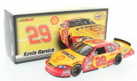 Kevin Harvick LE #29 Shell 2007 Chevy Monte Carlo SS 1:24 Scale Die Cast Car at PristineAuction.com