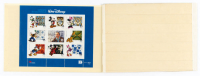 Walt Disney Vintage Disney Characters Portugese Uncut Stamp Sheet with (9) Stamps at PristineAuction.com