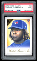 Vladimir Guerrero Jr. 2019 Topps Gallery #98 RC (PSA 9) at PristineAuction.com