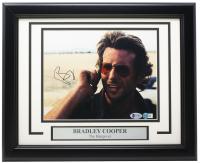 "Bradley Cooper Signed ""The Hangover"" 11x14 Custom Framed Photo (Beckett COA) at PristineAuction.com"