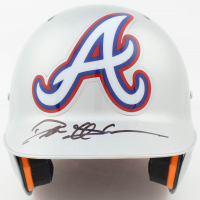 Deion Sanders Signed Full-Size Authentic Batting Helmet (Beckett COA) at PristineAuction.com