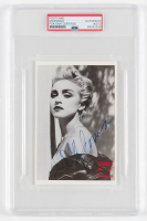 Madonna Signed 4x6 Photo (PSA Encapsulated) at PristineAuction.com