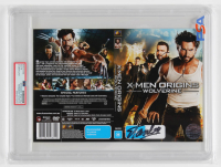 "Stan Lee & Hugh Jackman Signed ""X-Men Origins: Wolverine"" DVD Cover (PSA Encapsulated) at PristineAuction.com"