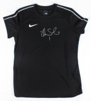 Hope Solo Signed Jersey (Schwartz COA) at PristineAuction.com