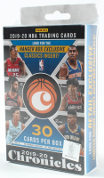 2019-20 Panini Chronicles Basketball Hanger Box of (30) Cards at PristineAuction.com