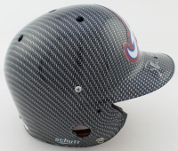 Deion Sanders Signed Full-Size Authentic Hydro-Dipped Batting Helmet (Beckett COA) at PristineAuction.com