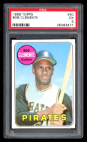Bob Clemente 1969 Topps #50 (PSA 5) at PristineAuction.com
