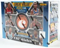 2019-20 Panini Chronicles Basketball Mega Box with (100) Cards at PristineAuction.com