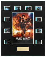 """Mad Max"" LE 8x10 Custom Matted Original Film / Movie Cell Display at PristineAuction.com"