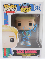 "Mark-Paul Gosselaar Signed ""Saved by the Bell"" Zack Morris #313 Funko Pop! Vinyl Figure (JSA COA) at PristineAuction.com"