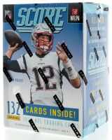 2020 Panini Score Football Blaster Box with (11) Packs at PristineAuction.com