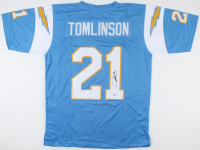 LaDainian Tomlinson Signed Jersey (Beckett COA) at PristineAuction.com