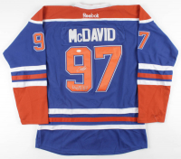 Wayne Gretzky & Connor McDavid Signed Oilers Jersey (JSA LOA) at PristineAuction.com