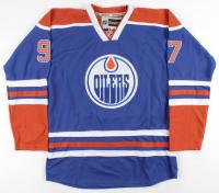 Wayne Gretzky & Connor McDavid Signed Oilers Jersey (JSA LOA) at PristineAuction.com