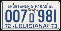 Prime Time Signatures License Plate Mystery Box Series 3 at PristineAuction.com