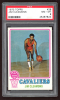 Jim Cleamons 1973-74 Topps #29 (PSA 8) at PristineAuction.com