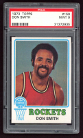Don Smith 1973-74 Topps #159 (PSA 9) at PristineAuction.com
