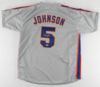 Davey Johnson Signed Jersey (PSA COA) at PristineAuction.com