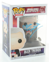 "Alex Trebek Signed ""Jeopardy"" #776 Funko Pop! Vinyl Figure (JSA COA) at PristineAuction.com"