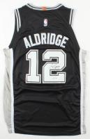 LaMarcus Aldridge Signed Spurs Jersey (PSA Hologram) at PristineAuction.com