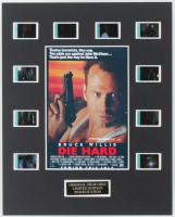 """Die Hard"" LE 8x10 Custom Matted Original Film / Movie Cell Display at PristineAuction.com"