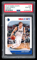 Luka Doncic 2019-20 Hoops Winter #39 (PSA 10) at PristineAuction.com