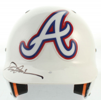 Deion Sanders Signed Full-Size Authentic Batting Helmet (Beckett COA) at PristineAuction.com