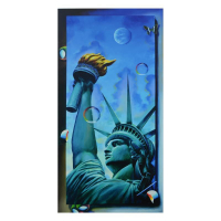 """Ferjo Signed """"Standing Tall"""" Limited Edition 24x48 Giclee on Canvas at PristineAuction.com"""