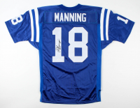 Peyton Manning Signed Indianapolis Colts Jersey (JSA COA) at PristineAuction.com