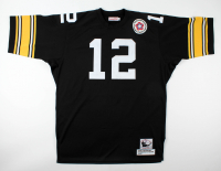 "Terry Bradshaw Signed Steelers Jersey Inscribed ""HOF 89"" (JSA COA) at PristineAuction.com"