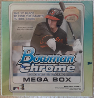 2020 Bowman Chrome Baseball Mega Box at PristineAuction.com