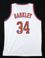 Charles Barkley Signed Suns Jersey (JSA COA) at PristineAuction.com