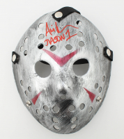"Ari Lehman Signed ""Friday the 13th"" Mask Inscribed ""Jason 1"" (JSA COA) at PristineAuction.com"