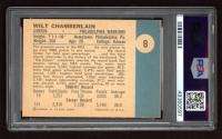 Wilt Chamberlain 1961-62 Fleer #8 RC (PSA 7) (OC) at PristineAuction.com