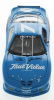 Dale Jarrett Signed LE #7 True Value / IROC Daytona Win 2001 IROC Firebird Xtreme 1:24 Diecast Car (JSA COA) at PristineAuction.com