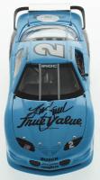 Kurt Busch Signed LE #2 True Value / IROC Talladega Win 2003 IROC Firebird Xtreme 1:24 Diecast Car (JSA COA) at PristineAuction.com