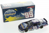 Michael Waltrip Signed LE #99 Aaron's Dream Machine 2004 Chevy Monte Carlo 1:24 Diecast Car (JSA COA) at PristineAuction.com