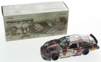 Rusty Wallace Signed LE #2 Milestones / 9X Bristol Winner 2005 Dodge Charger 1:24 Diecast Car (JSA COA) at PristineAuction.com
