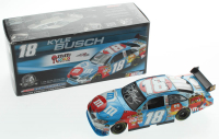 Kyle Busch Signed LE #18 M&M's RWB Summer Fun 208 Toyota Camry 1:24 Diecast Car (JSA COA) at PristineAuction.com