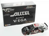 Ryan Newman Signed LE #12 Alltel / Sony WEGA 2002 Ford Taurus 1:24 Diecast Car (JSA COA) at PristineAuction.com
