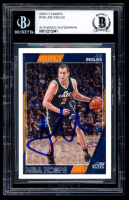 Joe Ingles Signed 2016-17 Hoops #196 (BGS Encapsulated) at PristineAuction.com
