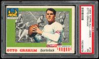 Otto Graham 1955 Topps All American #12 (PSA 1) at PristineAuction.com