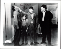 """Tommy """"Butch"""" Bond Signed """"Our Gang"""" 8x10 Photo (JSA COA) at PristineAuction.com"""